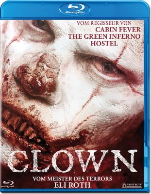 Clown (2014) .mkv BDRip 1080p ITA ENG AC3 DTS Subs