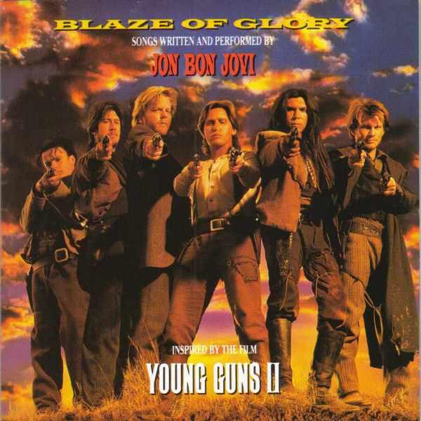 Jon Bon Jovi - Blaze Of Glory (Young Guns II)
