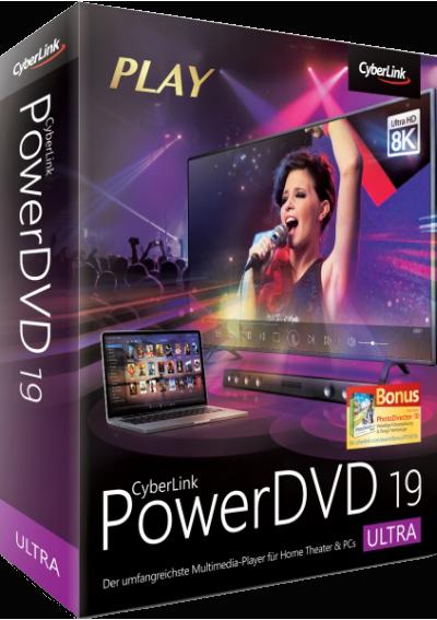 CyberLink PowerDVD Ultra v19.0.2022.62