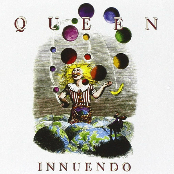 Queen - Innuendo (Remastered)