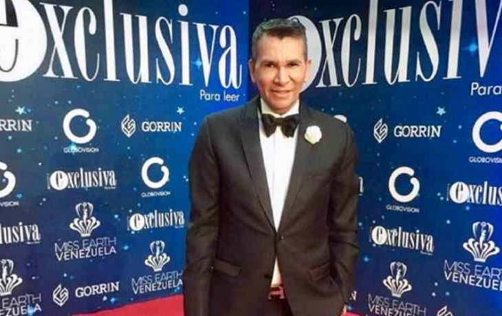 Murió Juan Carlos Pineda, productor de Miss Earth Venezuela Biknwu83