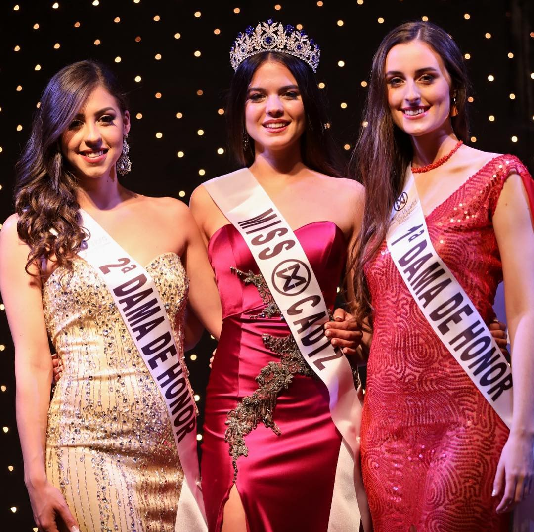 La portuense Paula Ramírez aspira a representar a España en el certamen de Miss Mundo. La adolescente ha sido seleccionada como Miss World Cádiz. Yguvinbk