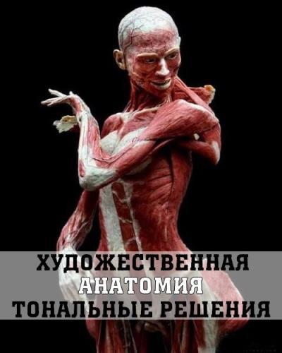 Художественная анатомия. Тональные решения (2017)