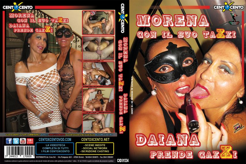 Morena con il suo taxxi, Daiana prende Caxxi 2015