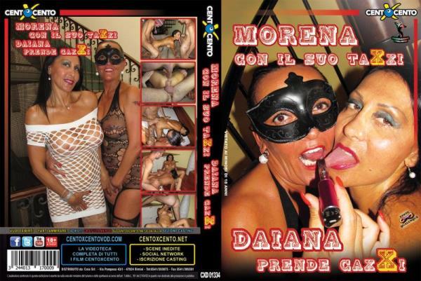 Morena con il suo taxxi, Daiana prende Caxxi (SD) - 2015