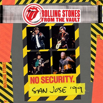 The Rolling Stones - No Security. San Jose '99