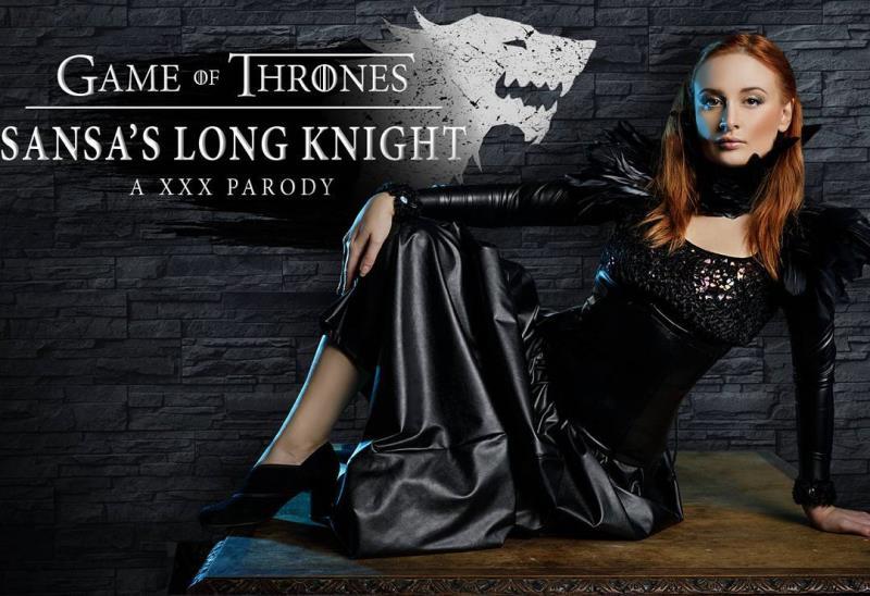 Eva Berger - GoT Sansa's Long Knight A XXX Parody [vrcosplayx] (UltraHD/2K|MP4|3.69 GB|2019)