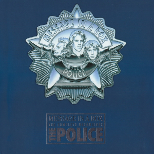 The Police - Message In A Box: The Complete Recordings (4 CD) (Limited Edition)