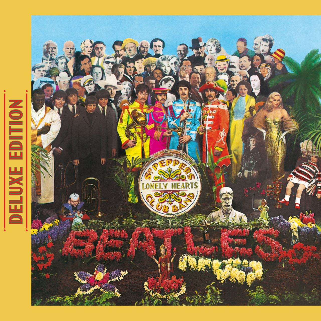 The Beatles - Sgt. Pepper's Lonely Hearts Club Band (2 CD) (Deluxe Edition)