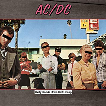 ACDC – Dirty Deeds Done Dirt Cheap (Remastered)