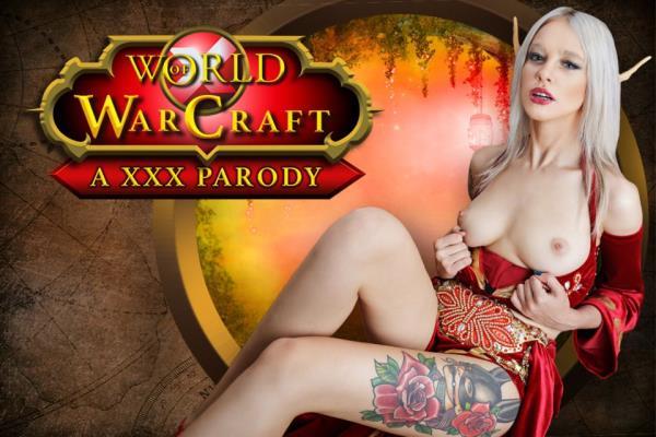 WOW A XXX Parody - Arteya [vrcosplayx] (UltraHD/2K 1440p)