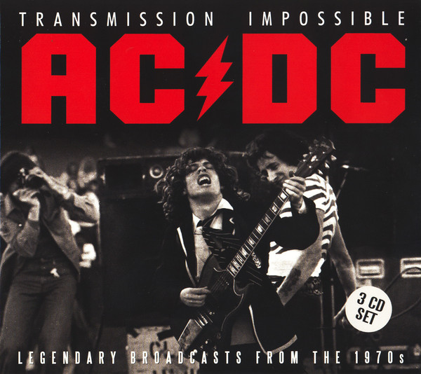 ACDC – Transmission Impossible (Legendary Broadcasts From The 1970s)