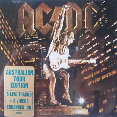 ACDC – Stiff Upper Lip (Australian Tour Edition)