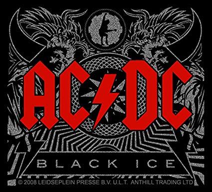 ACDC – Black Ice