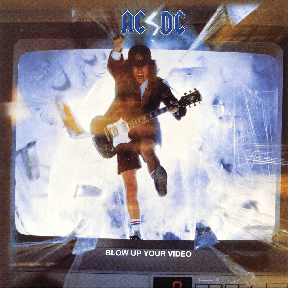 ACDC - Blow Up Your Video (Remastered)