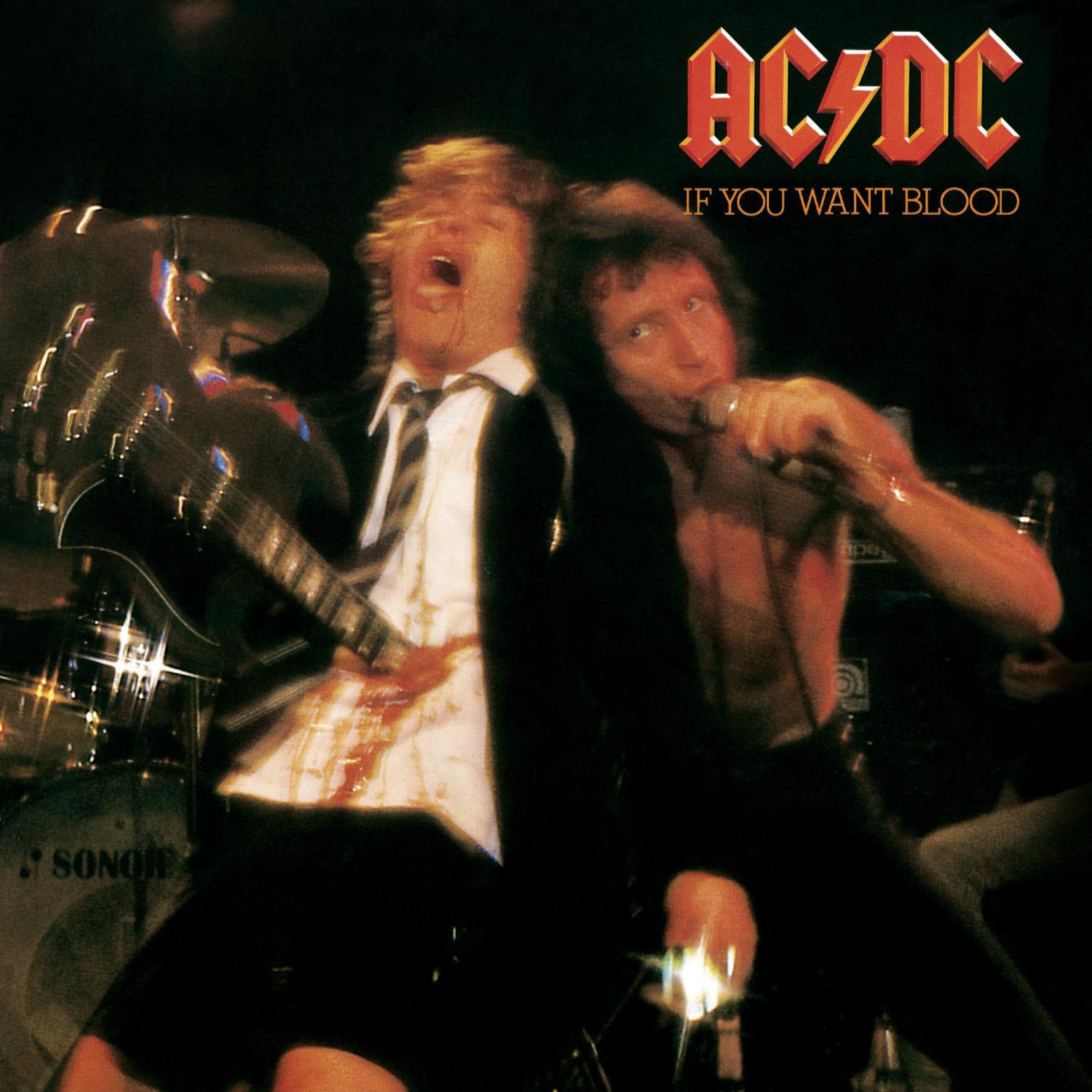ACDC - If You Want Blood You've Got It (Remastered)