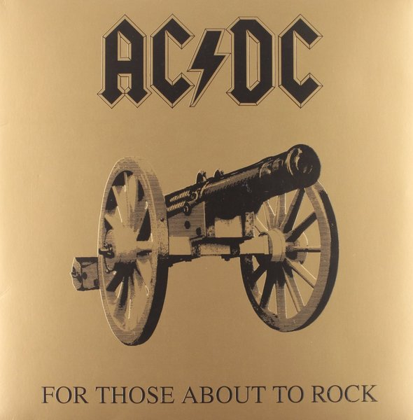 ACDC – For Those About To Rock We Salute You (Remastered)