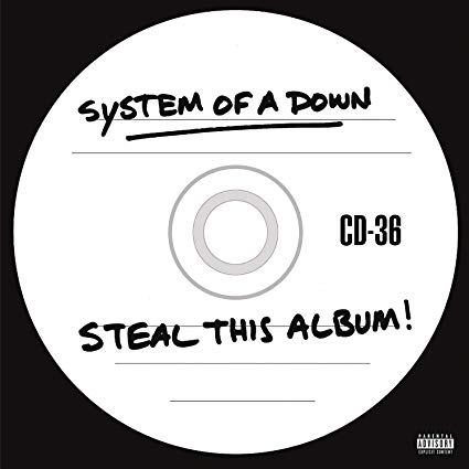System Of A Down – Steal This Album
