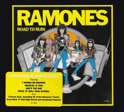 Ramones – Road to ruin (Remastered)