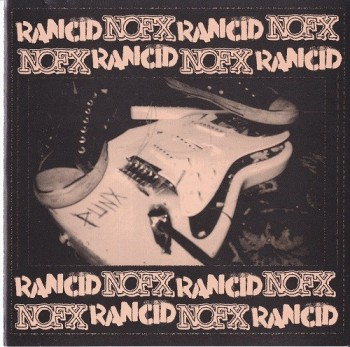 Rancid & Nofx - Split