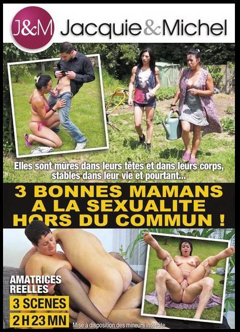 Bonnes Mamans a la Sexualite Hors du Commun [2015] (SD 480p)