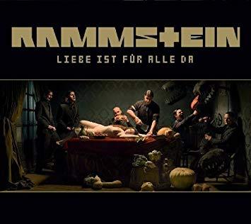 Rammstein – Liebe Ist Für Alle Da (Limited Edition)