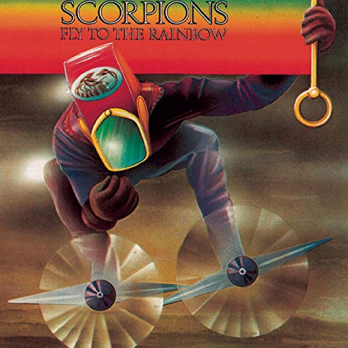 Scorpions – Fly To The Rainbow