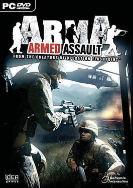 Armed Assault Deutsche  Texte Cover