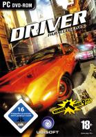Driver: Parallel Lines  Deutsche  Texte, Menüs, Videos, Stimmen / Sprachausgabe Cover