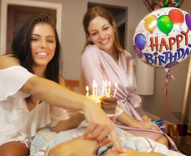 Adriana Chechik, Kissa Sins - Happy Birthday to You II (2019/HD)