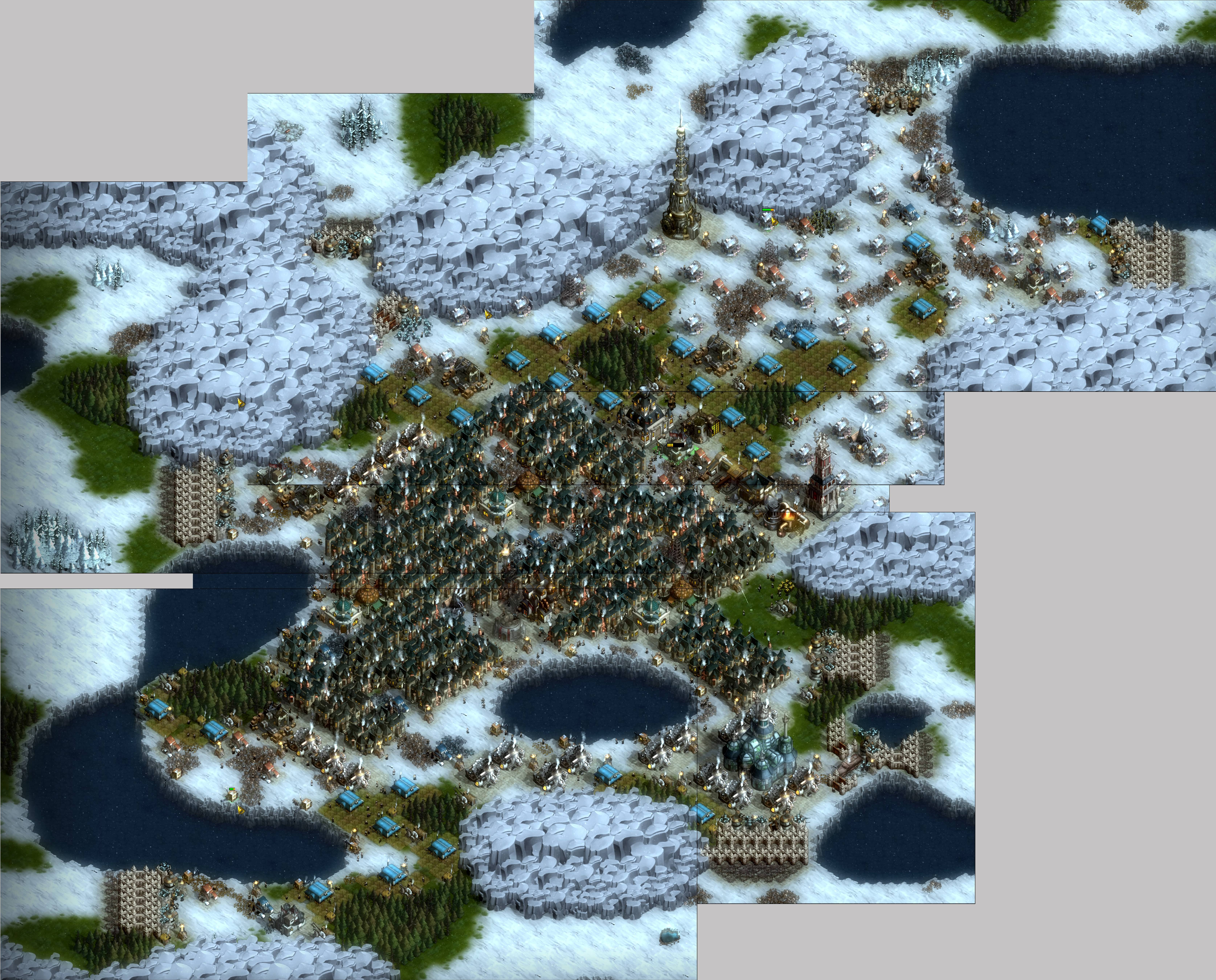They Are Billions_Map 5