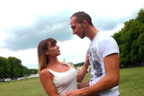 Tiffany Leiddi - Une bombe anatomique a Chantilly ! 1080p