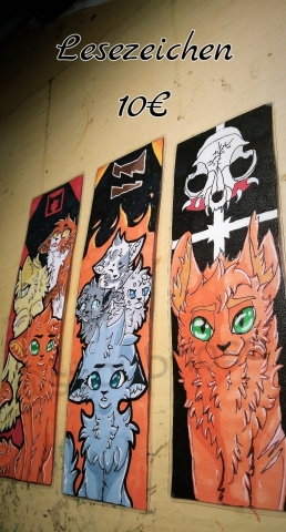 ♡Warrior Cats Lesezeichen und mehr♡ [OPEN] 6g7jeeub