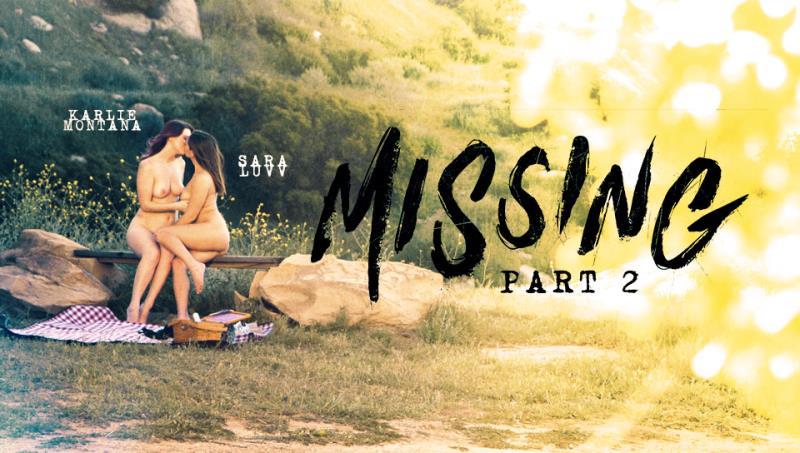 GirlsWay.com - Sara Luvv, Riley Reid, Karlie Montana - Missing: Part Two [FullHD 1080p]