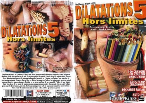 DILATATION HORS LIMITES 5 (SD/699 MB)