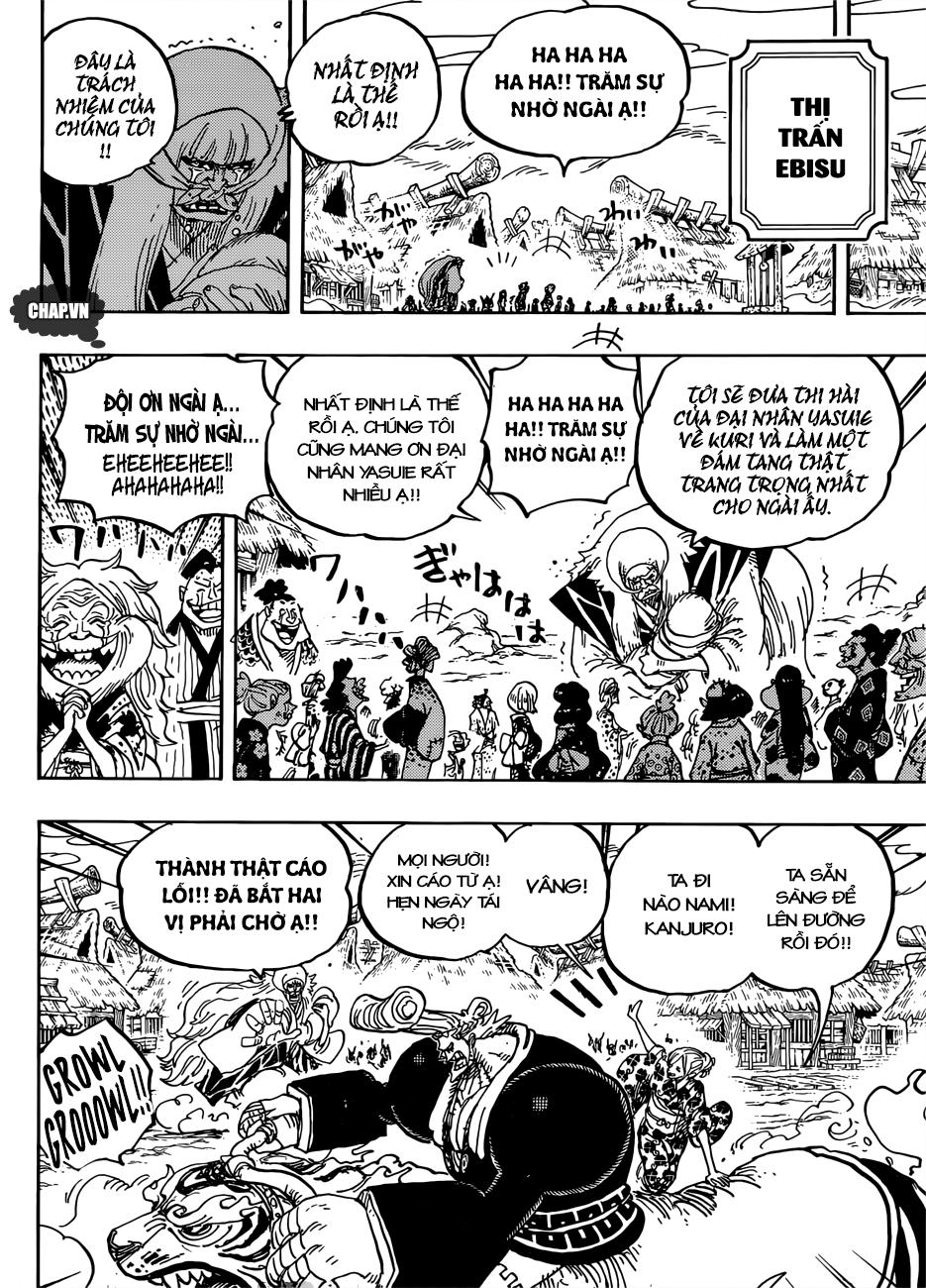 One Piece Chap 951 - Truyen.Chap.VN