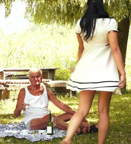 Dolly Diore - Of Picnics And Old Cocks (841 MB)