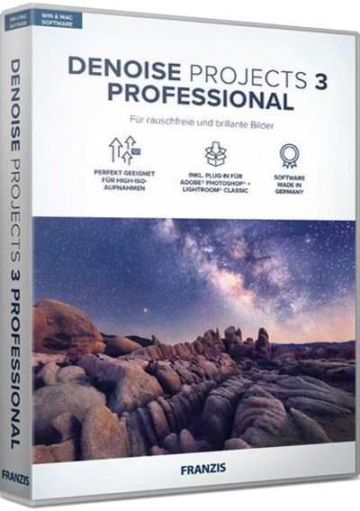 Franzis DENOISE Projects 3 Professional v3.32.03498