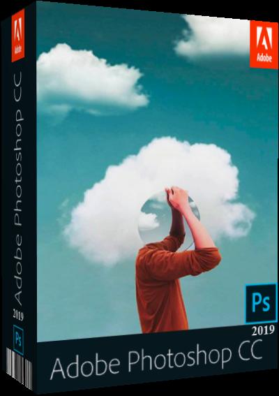 Adobe Photoshop CC 2019 v20.0.7.28362 (x64)
