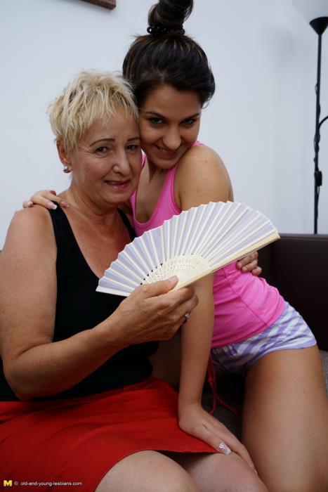 Rosaline (55), Sharisa (19) - lesbian-alex 366 (2019) [HD/720p/WMV/719 MB] by Utrodobroe