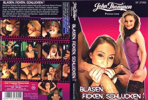 Sabine, Katja - Blasen, ficken, schlucken (SD)