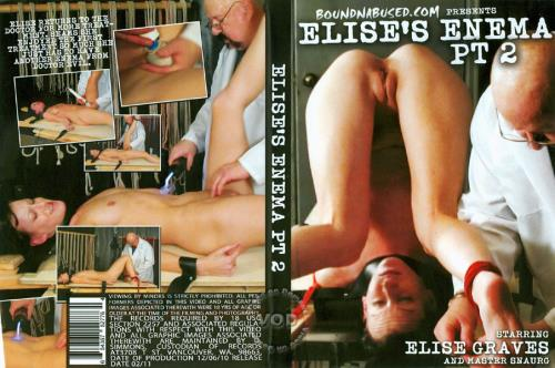 Master Snaurg, Elise Graves - Elise's Enema Part 2 (SD)