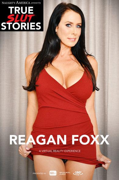 Reagan Foxx - True Slut Stories (2019/UltraHD 2K)