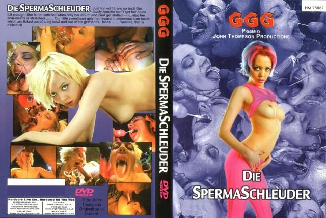 Annette Schwarz, Lucia, Maria, Tetjana - Die Sperma Schleuder [SD 480p]