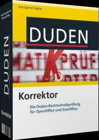 Duden Korrektor fuer Microsoft Office v13.1.533