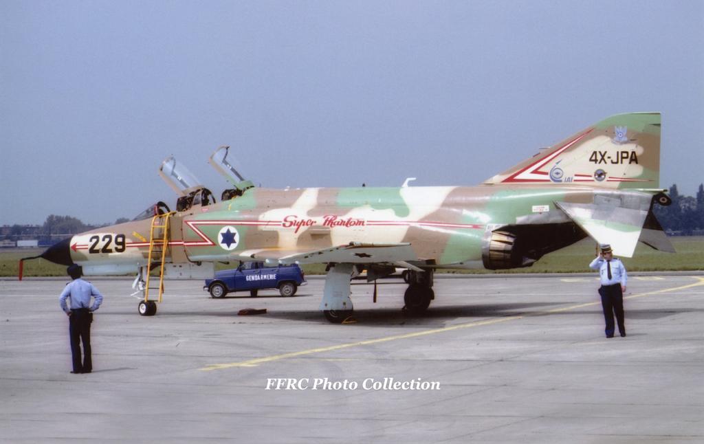 Proje aşamasında kalan F-4I Super Phantom uçağı