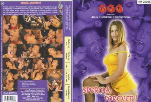 Yvonne, Valeria, Amateurs - Sperma Forever (944 MB)