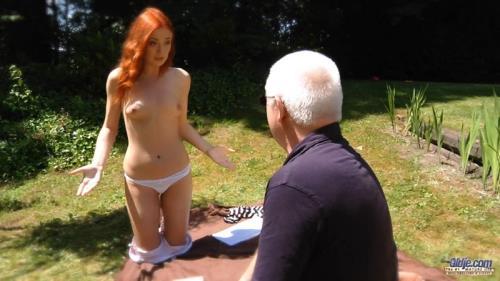 Eva Berger - Old Sex Is The Best Teaher Eva Berger (872 MB)