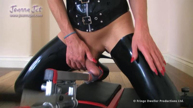 JoannaJet.com - Joanna Jet - Machined Latex [HD 720p]