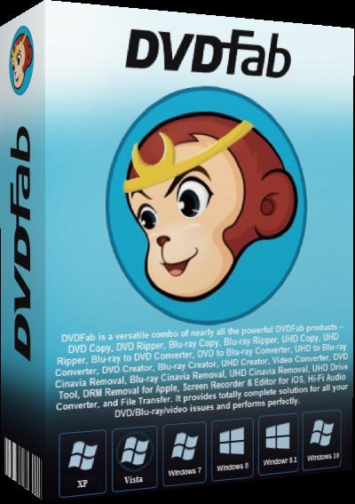 DVDFab v11.0.4.4 (x64)